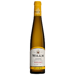 Willm Réserve Riesling 2016, $9.90