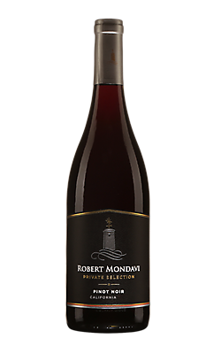Robert Mondavi Private Selection Pinot Noir 2017