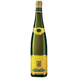 Pinot gris Tradition Hugel Alsace 2004, $27.50