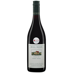 Pinot noir Mill Road Hawkes Bay 2009, $16.75