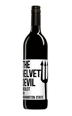 Charles Smith Wines The Velvet Devil  2016