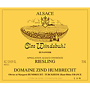 Domaine Zind-Humbrecht Riesling Clos Windsbuhl 2016