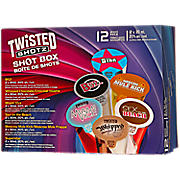 Product image Twisted Shotz Shot Box 12 x 30 ml