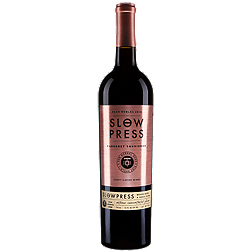 Slow Press Monterey Paso Robles 2015, $17.70