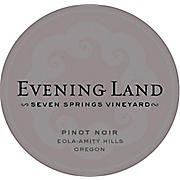 Image du produit Evening Land Seven Springs Vineyard Pinot Noir Eola-Amity Hills 2013