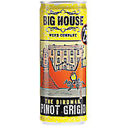 Product image Big House Pinot Grigio The Birdman