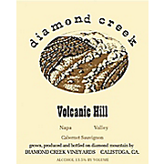 Diamond Creek Volcanic Hill Cabernet-Sauvignon 2013