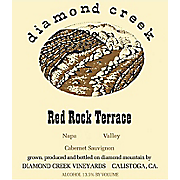 Diamond Creek Red Rock Terrace Cabernet-Sauvignon 2013