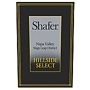 Shafer Hillside Select Stags Leap District 2012