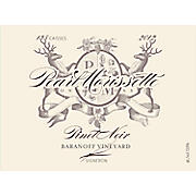 Product image Pearl Morissette Baranoff Vineyard Pinot Noir 2012