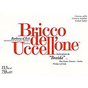 Product image Braida Bricco Dell'Uccellone Barbera d'Asti 2014