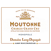 Domaine Long-Depaquit Chablis Grand Cru La Moutonne 2015