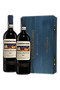 Castelgiocondo Coffret d'Exception Brunello di Montalcino (2x750 ml) 2010