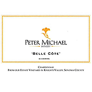 Peter Michael Chardonnay Belle Côte Knights Valley 2015