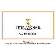 Peter Michael Chardonnay La Carrière Estate 2015
