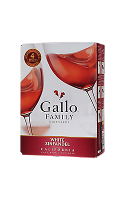 Gallo White Zinfandel