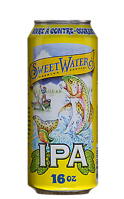 Sweetwater IPA, Strong