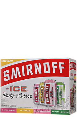Smirnoff ICE Flavours Party Pack