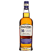 Tomintoul 16 ans Speyside Glenlivet Single Malt Scotch