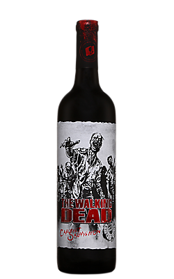 The Walking Dead Cabernet Sauvignon 2016