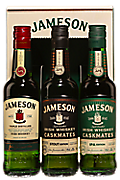 Jameson Irish Whiskey Coffret Cadeau Family Wire Pack