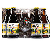 Product image La Chouffe 4 x 330ml + 1 glass