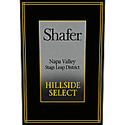 Product image Shafer Hillside Select Stags Leap District 2014