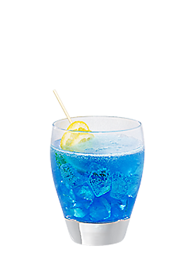 Picture of cocktail Blue Wind
