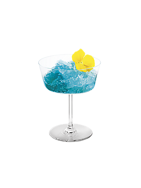 Photo du cocktail Bleu de Givre
