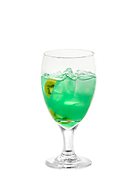 Photo du cocktail Bleu Turquoise