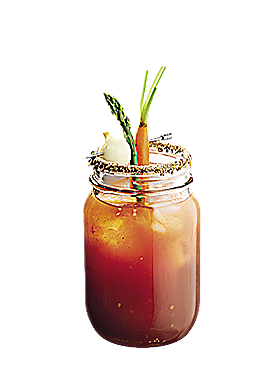 Photo du cocktail Bloody caesar