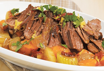 recipe beef braised in tomatoes and red wine. Black Bedroom Furniture Sets. Home Design Ideas