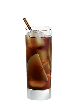 Photo du cocktail Brandy Cola