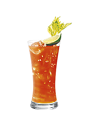 Photo du cocktail Caesar exceptionnel