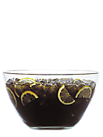 Photo du cocktail Café citron, version punch
