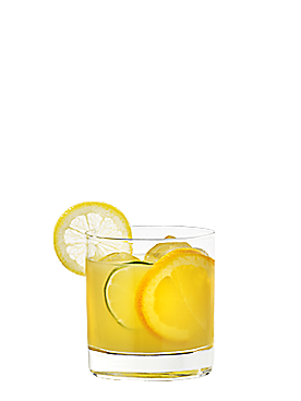 Photo du cocktail Chiwawa Punch, version individuelle
