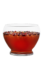 Image for cocktail Almond Cosmo, punch version
