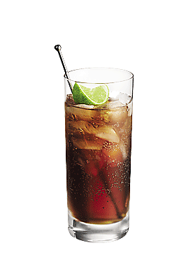 Photo du cocktail Cuba libre