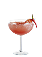 Photo du cocktail Fraise piquante