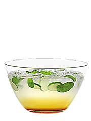 Mojito à l'érable, version punch
