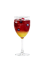 Photo du cocktail Sangria du terroir, version individuelle