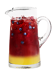 Sangria du terroir, version punch