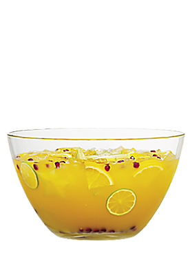 Picture of cocktail Asian Sun, punch version