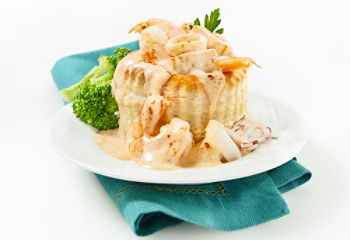 Recipe Seafood Vol Au Vent Saqcom
