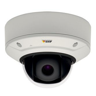 AXIS Q3527-LVE Network Camera is a vandal-resistant fixed dome for harsh environments with enhanced security features. Signed firmware and secure boot ensure the integrity and authenticity of the camera's firmware, while a Trusted Platform Module