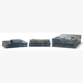 SA 5585-X Half Width Network Module wit