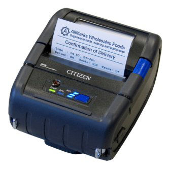 Citizen CMP-30 Mobile Prnt.