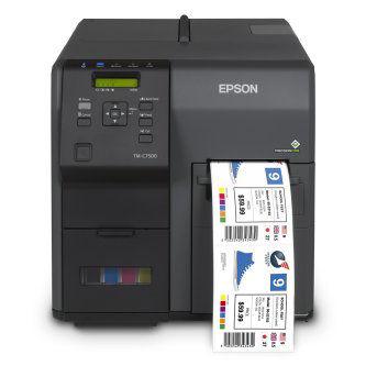 Epson ColorWorks C7500GE Printers