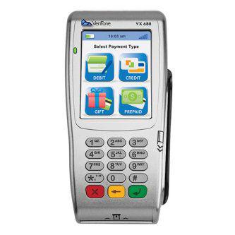VX 680, USA 3G, 192M, SC, STDKEYPAD, CTL