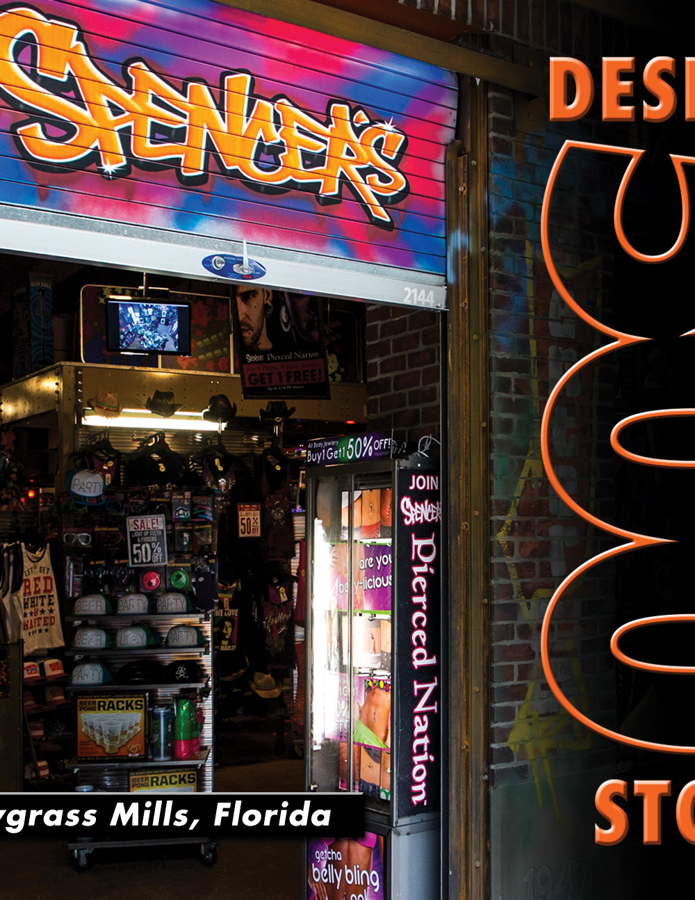 Company Information > About - Spencer's